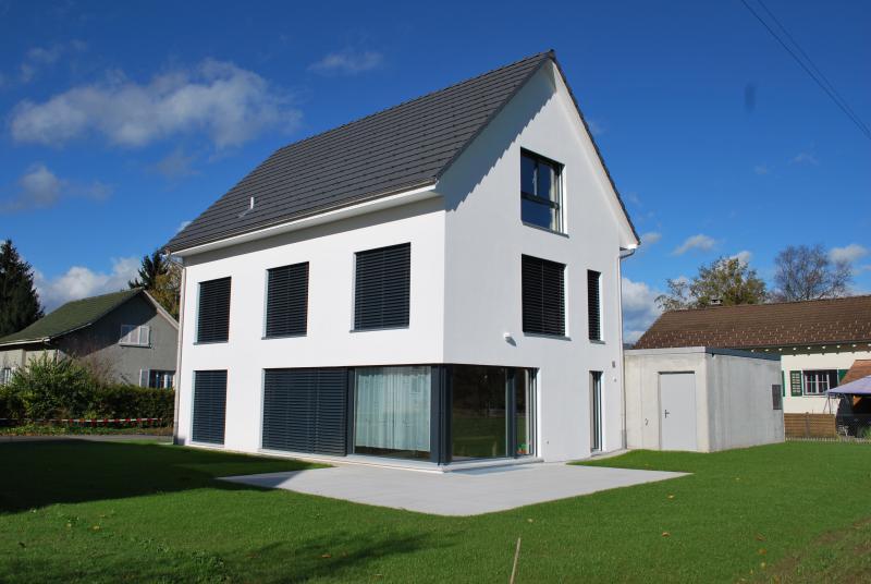 Wohnen am kulturland suter architekten ag for Architekten schweiz